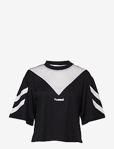 hmlANI T-SHIRT S/S - BLACK