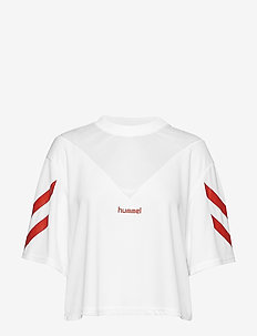 hmlANI T-SHIRT S/S - WHITE