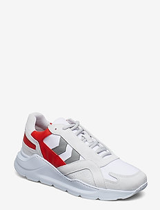EIRE CHASE - chunky sneakers - white