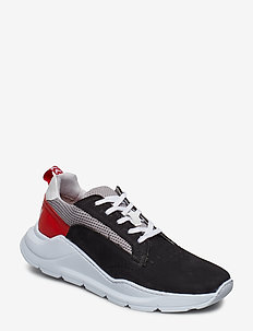 FLYING KITE - chunky sneakers - black