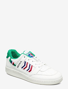 SEOUL HERITAGE - lave sneakers - marshmallow
