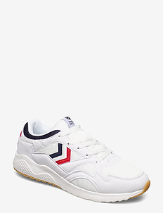 EDMONTON - lave sneakers - white