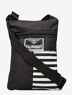 hmlCASPER SIDE BAG - BLACK