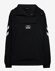 hmlCALISTA HALF ZIP JACKET - BLACK