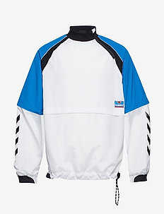 hmlCOSMO JACKET - sweatshirts - white