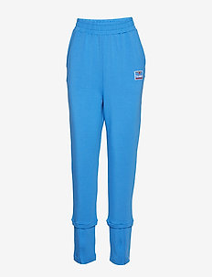 hmlCIA PANTS - FRENCH BLUE