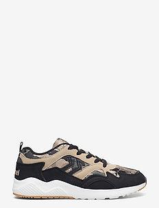 EDMONTON CAMO - laag sneakers - camouflage
