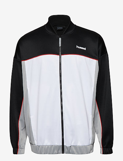 hmlARNE ZIP JACKET - track jackets - black