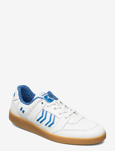 SEOUL HERITAGE - baskets basses - white/brilliant blue