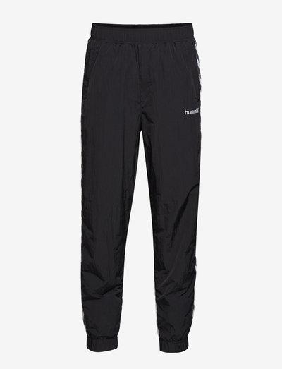 hmlCHRISTIAN PANTS - pantalons - black