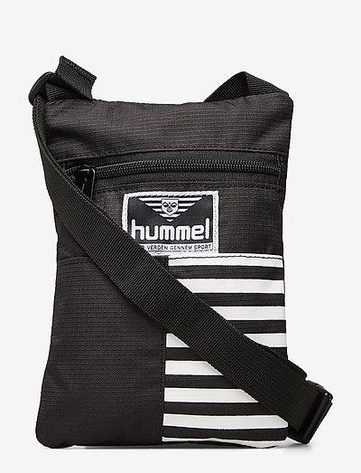 hmlCASPER SIDE BAG - sacs à bandoulière - black