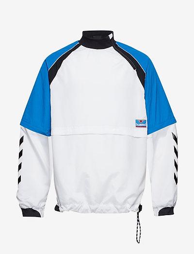 hmlCOSMO JACKET - sweats - white