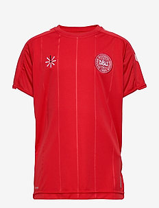 KNÆK CANCER KIDS JERSEY SS 2019 - DBU RED