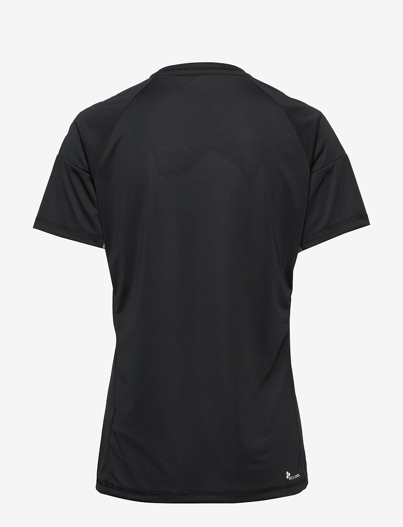 Hummel - TECH MOVE JERSEY WOMAN S/S - football shirts - black - 1
