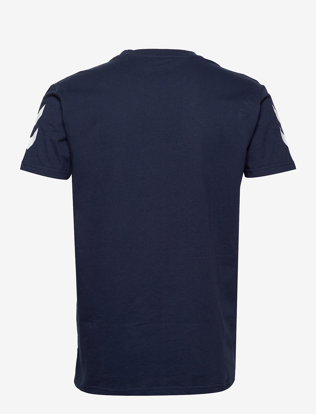 Hummel - HMLGO COTTON T-SHIRT S/S - t-shirts - marine - 1