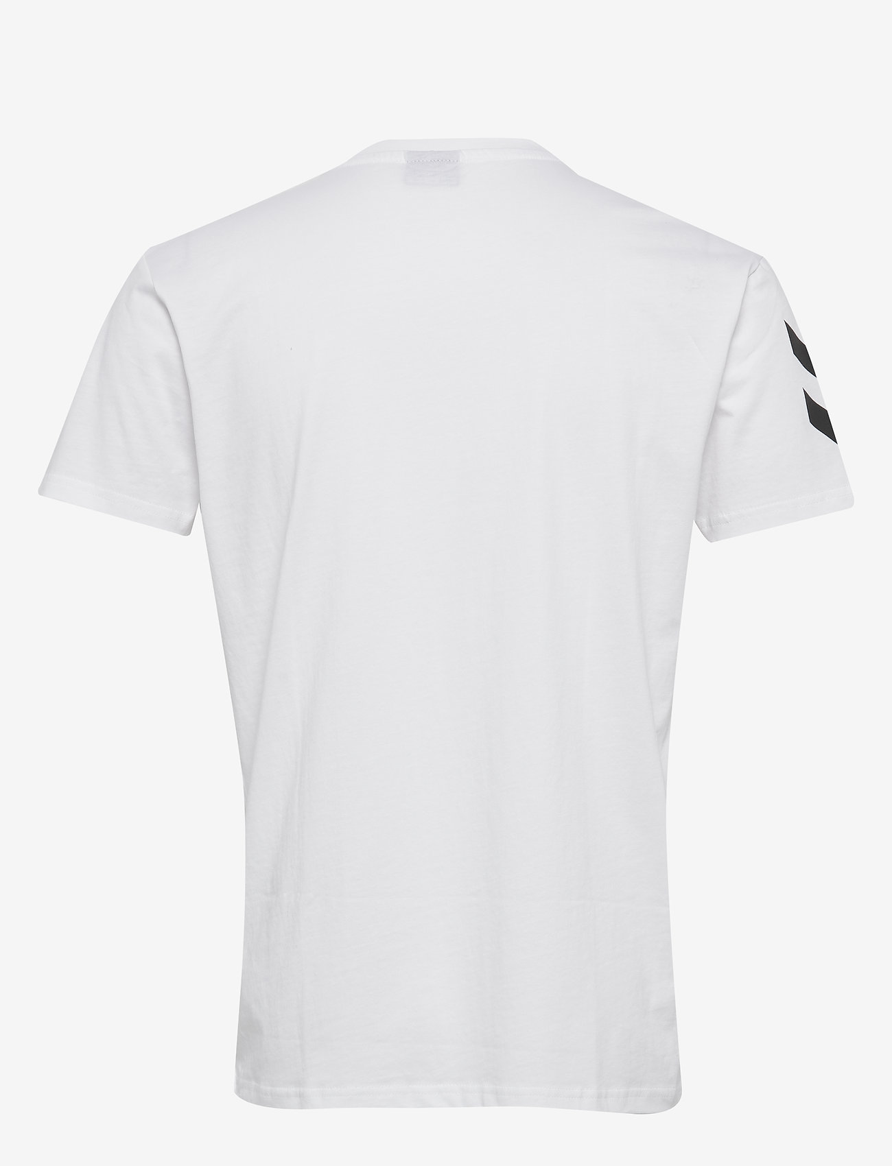 Hummel - HMLGO COTTON T-SHIRT S/S - t-shirts - white - 1