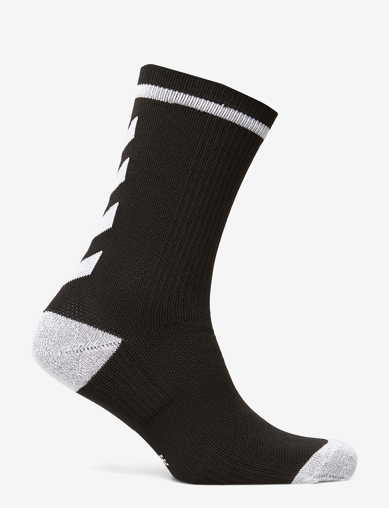 Hummel - ELITE INDOOR SOCK LOW - fodboldsokker - black/white - 1