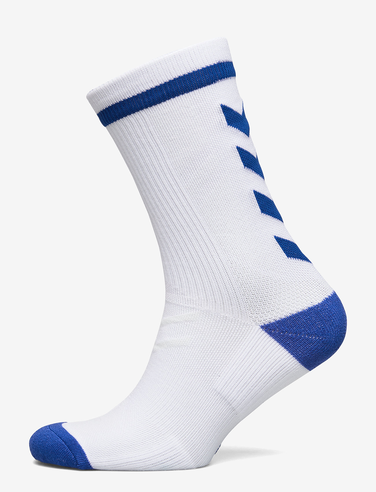 Hummel - ELITE INDOOR SOCK LOW - football socks - white/true blue - 0