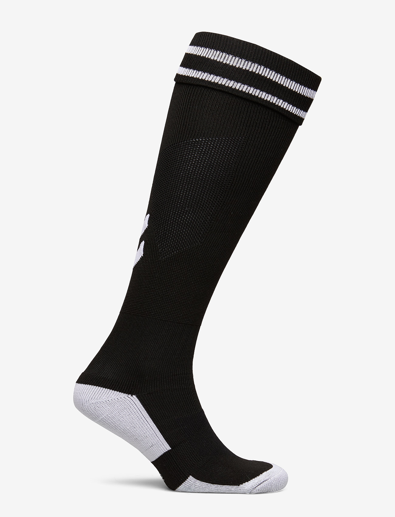 Hummel - ELEMENT FOOTBALL SOCK - jalkapallosukat - black/white - 1