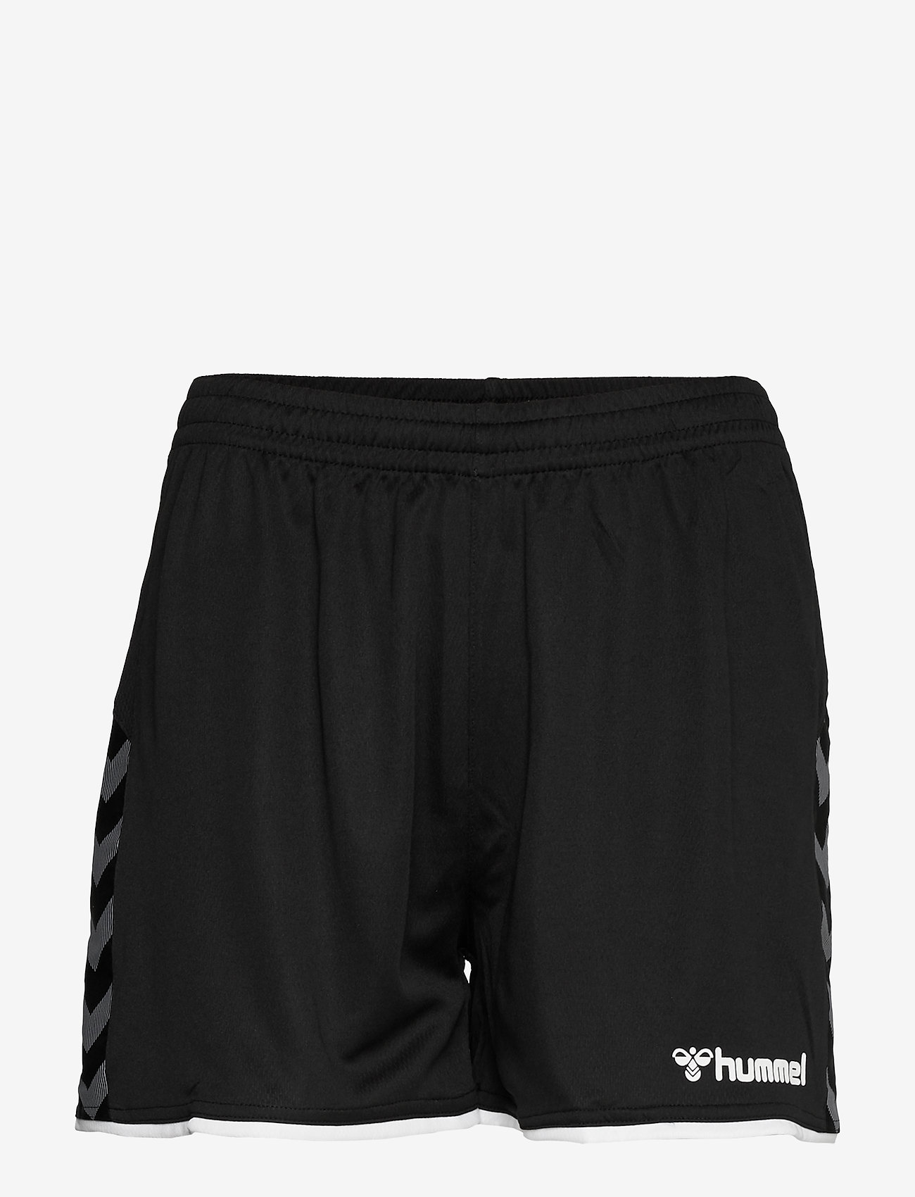 Hummel - hmlAUTHENTIC POLY SHORTS WOMAN - treenishortsit - black/white - 0