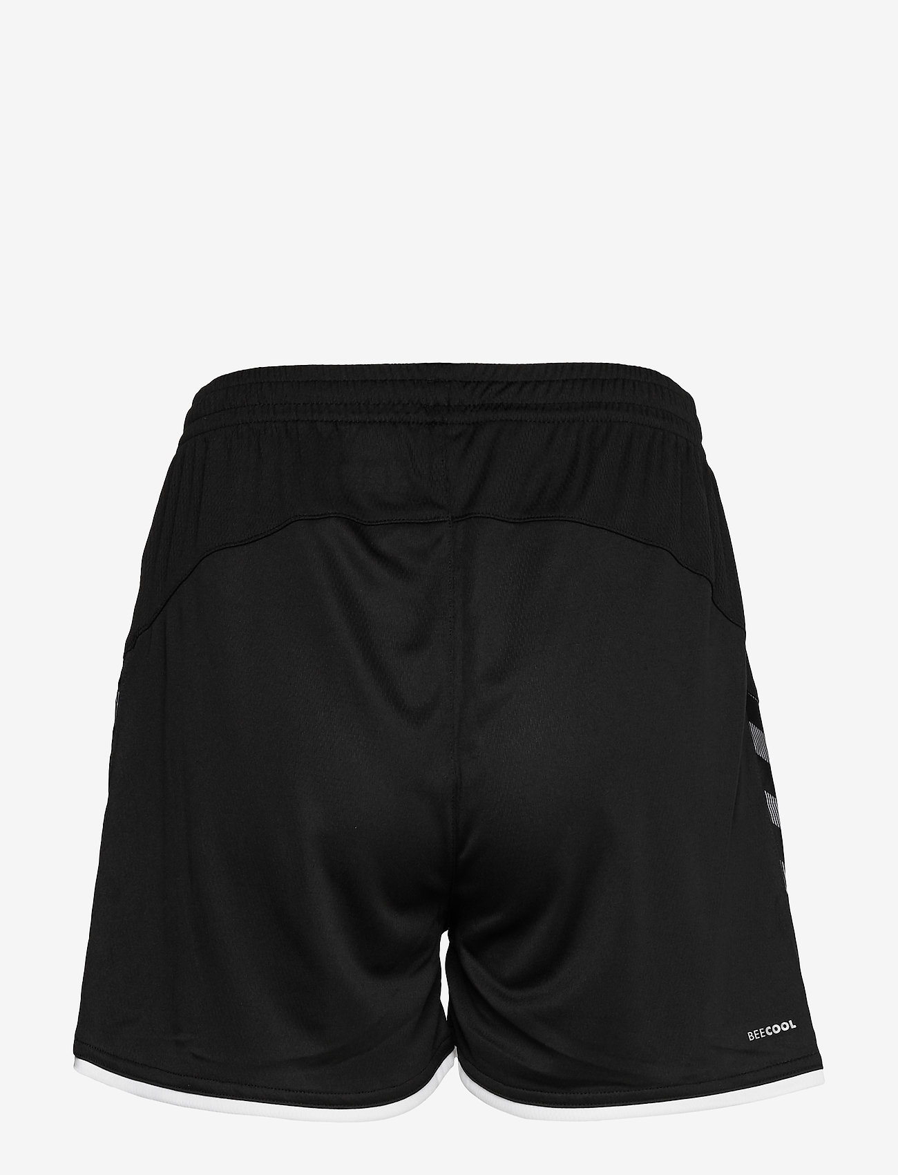 Hummel - hmlAUTHENTIC POLY SHORTS WOMAN - treenishortsit - black/white - 1