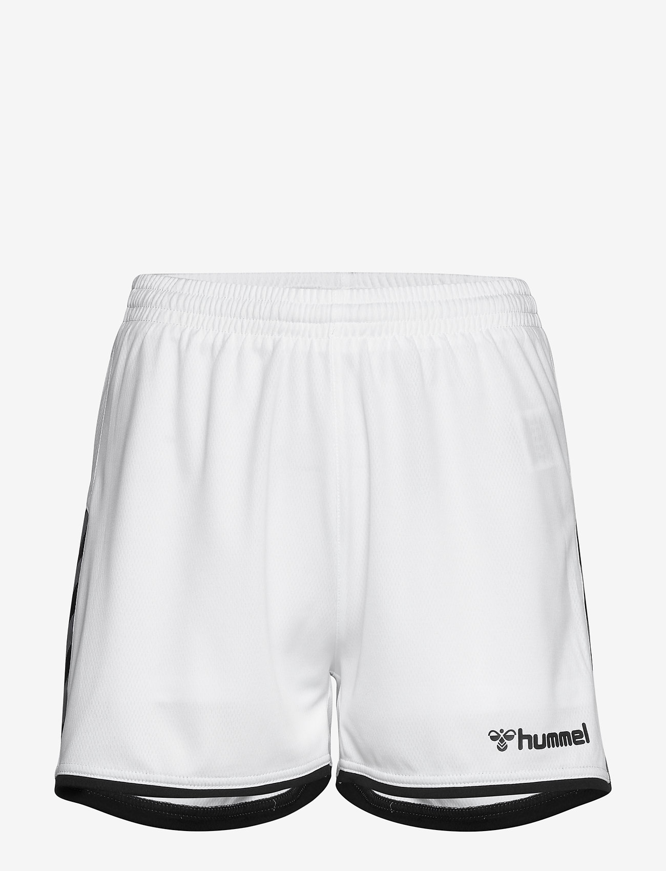 Hummel - hmlAUTHENTIC POLY SHORTS WOMAN - træningsshorts - white - 0