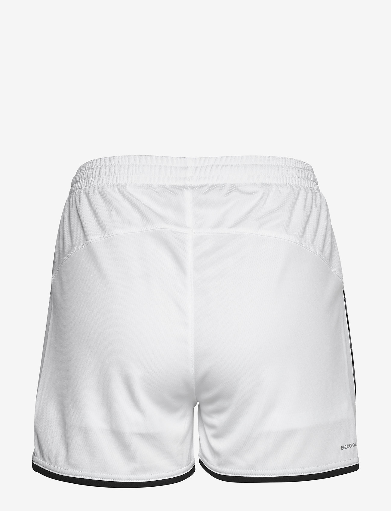 Hummel - hmlAUTHENTIC POLY SHORTS WOMAN - træningsshorts - white - 1