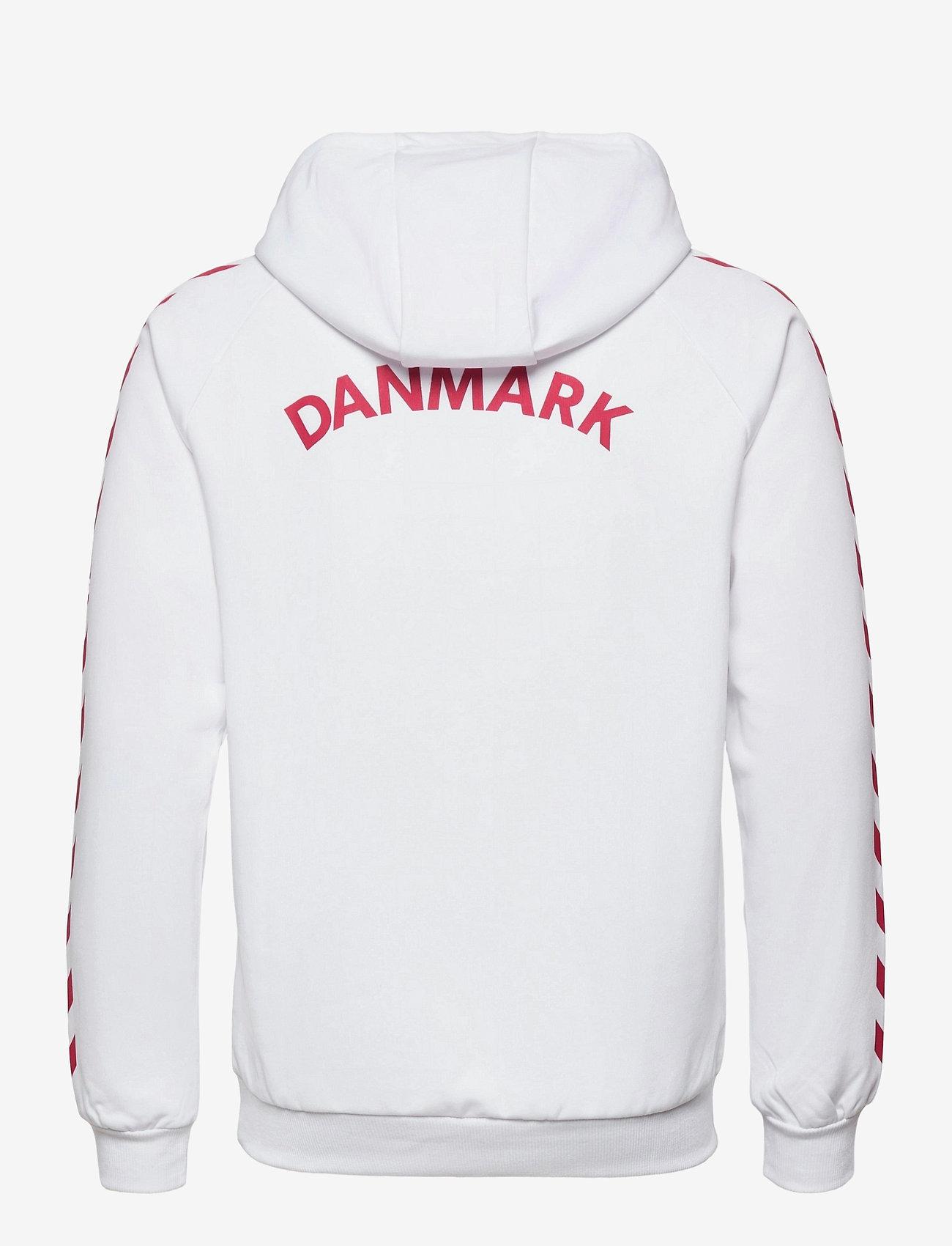 Hummel - DBU FAN 2020 HOODIE SWEAT - white - 1