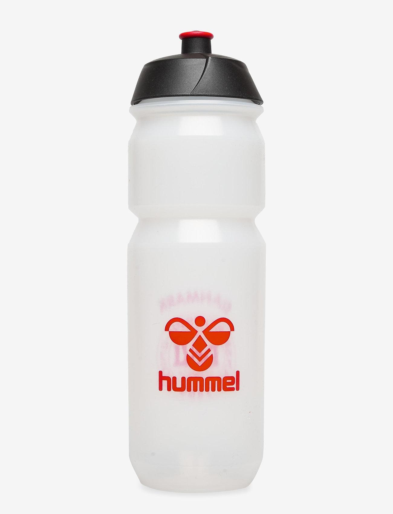 Hummel - DBU FAN 2020 WATERBOTTLE - vannflasker og termoser - tango red - 1