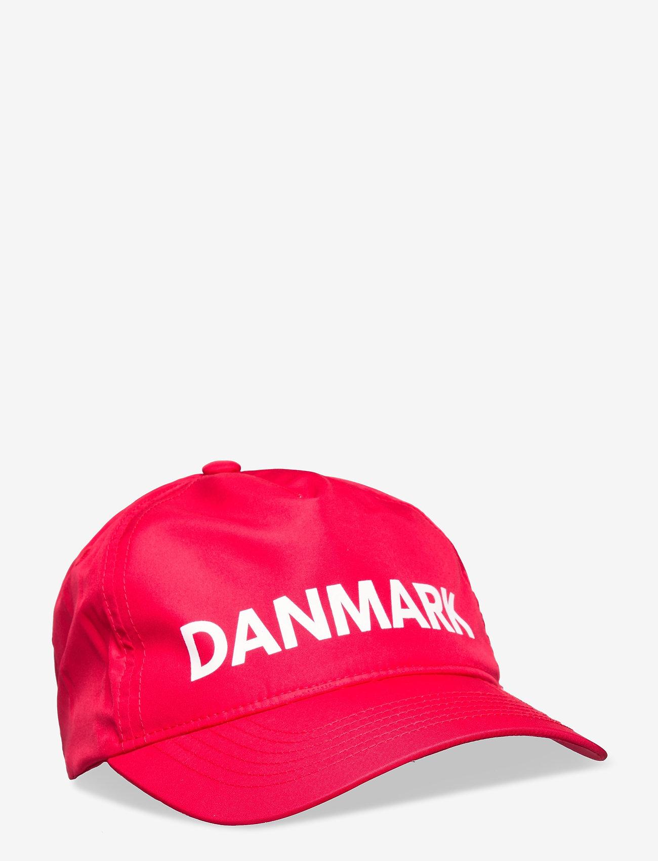 Hummel - DBU FAN 2020 CAP - caps - tango red - 0