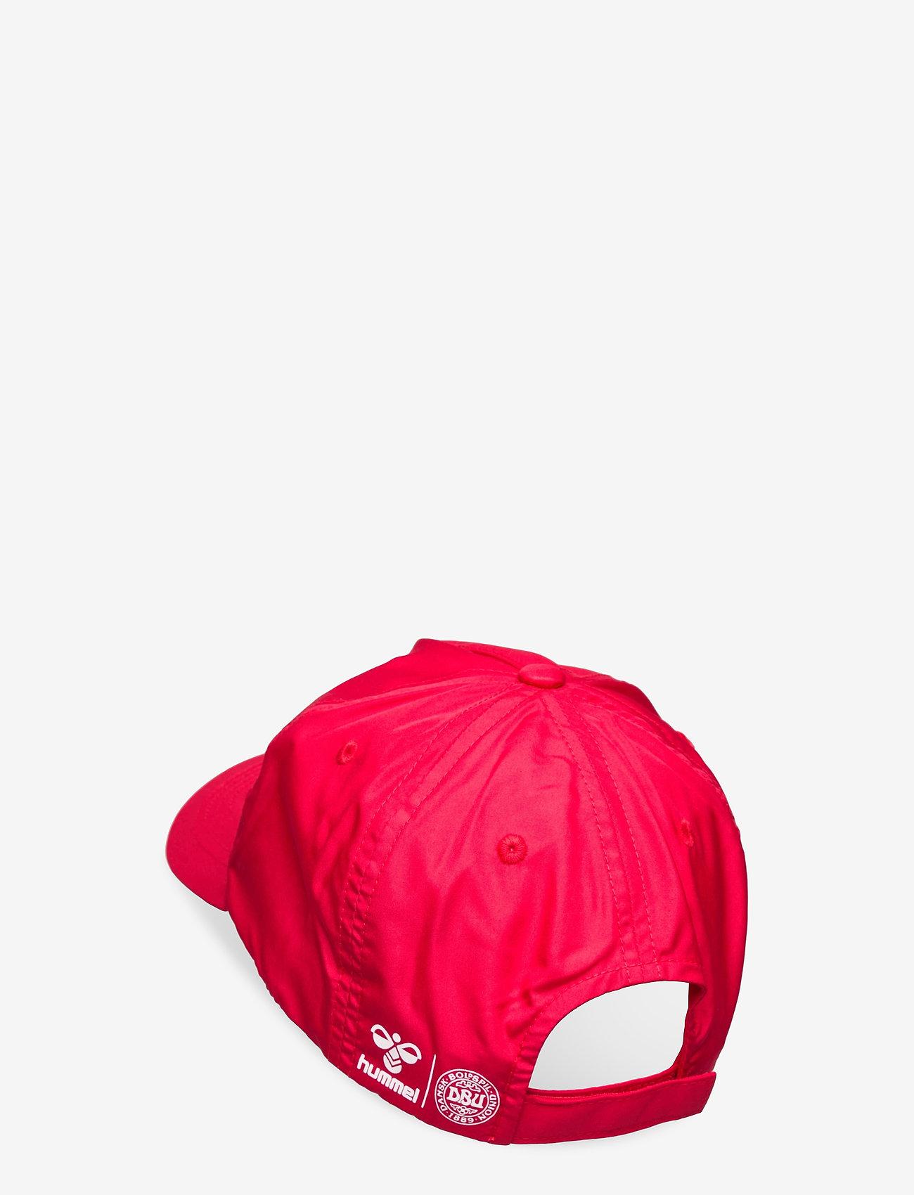 Hummel - DBU FAN 2020 CAP - caps - tango red - 1