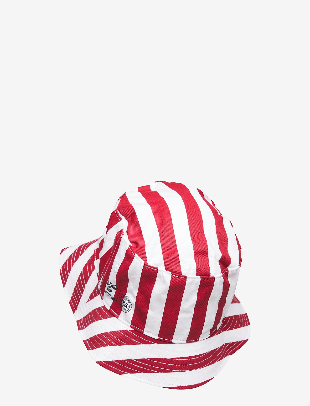Hummel - DBU FAN 2020 BUCKET HAT - bucket hats - tango red/white - 1