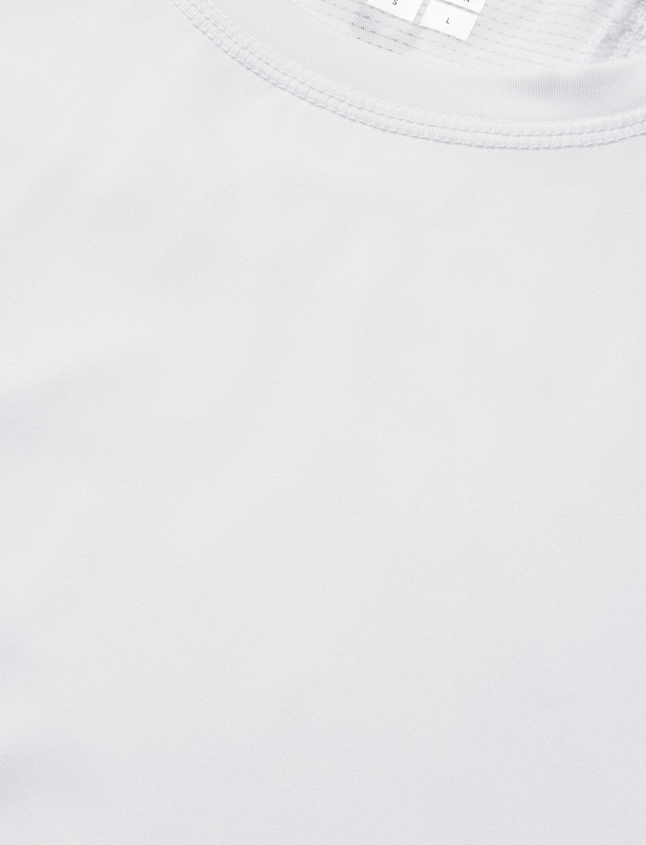 Hummel HML FIRST PERFORMANCE JERSEY S/S - T-skjorter WHITE - Menn Klær