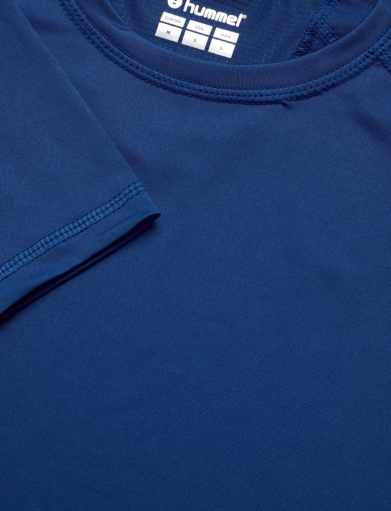 Hummel HML FIRST PERFORMANCE JERSEY L/S - T-skjorter TRUE BLUE - Menn Klær