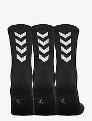 Hummel - FUNDAMENTAL 3-PACK SOCK - regular socks - black - 2