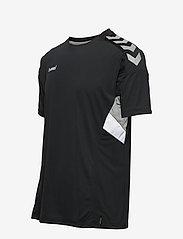 Hummel - TECH MOVE JERSEY S/S - football shirts - black - 2