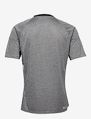 Hummel - TECH MOVE JERSEY S/S - football shirts - grey melange - 1