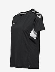 Hummel - TECH MOVE JERSEY WOMAN S/S - football shirts - black - 2