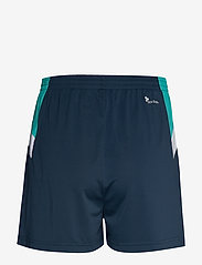 Hummel - TECH MOVE POLY SHORTS WOMAN - treenishortsit - sargasso sea - 1