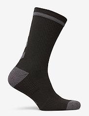 Hummel - ELITE INDOOR SOCK LOW - fodboldsokker - black/asphalt - 1
