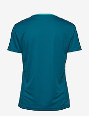 Hummel - hmlAUTHENTIC POLY JERSEY WOMAN S/S - t-shirts - celestial - 1