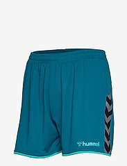 Hummel - hmlAUTHENTIC POLY SHORTS WOMAN - treenishortsit - celestial - 2