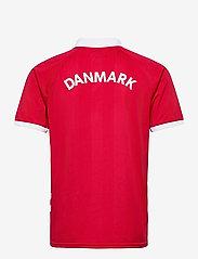 Hummel - DBU FAN 2020 POLO - football shirts - tango red - 1