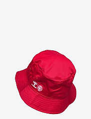 Hummel - DBU FAN 2020 BUCKET HAT - bucket hats - tango red - 1