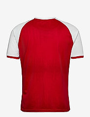 Hummel - DBU 20/21 HOME JERSEY S/S - football shirts - tango red - 1