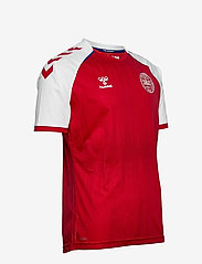 Hummel - DBU 20/21 HOME JERSEY S/S - football shirts - tango red - 2
