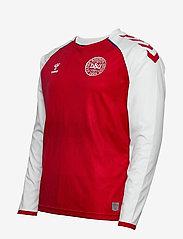 Hummel - DBU 20/21 HOME JERSEY L/S - football shirts - tango red - 3