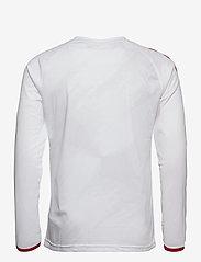 Hummel - DBU 20/21 AWAY JERSEY L/S - football shirts - white - 1
