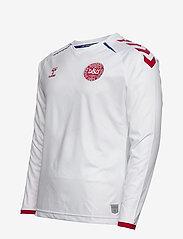 Hummel - DBU 20/21 AWAY JERSEY L/S - football shirts - white - 3