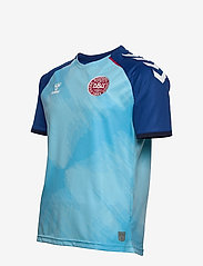 Hummel - DBU 20/21 GK JERSEY S/S - football shirts - blue - 3